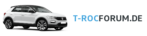 VW T-Roc Forum – Die deutschsprachige T-Roc Community